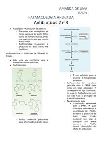 ANTIBIÓTICOS - PARTE 2