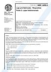NBR 14859-2 - Laje Pré-Moldada - Requisitos - Lajes Bidirecionais