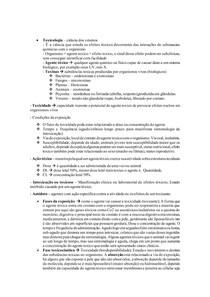 Toxicologia - Plantas, substâncias, micotoxinas perigosas para animais