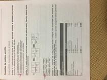 Prova contabilidade e analise de balanços unip