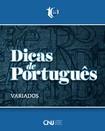 DICAS VARIADAS DE PORTUGUÊS