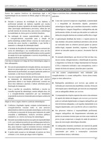 Concurso Público - cespe 2013 dpf perito criminal federal cargo prova