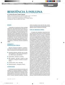 Resistência a insulina