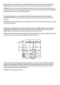 EDs 5º semestre - Sistemas Estruturais AU/UNIP