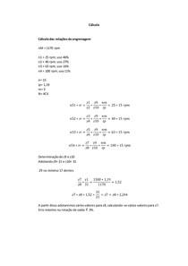 Cálculo APS