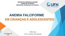 Anemia falciforme em crianças e adolescentes