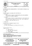 NBR 08734   1985   Anodo Galvânico e Inerte para Proteção Catódica