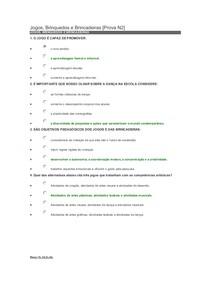 Perguntas Jogos E Bricadeiras Psicologia