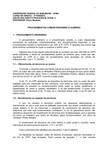 Processo Penal II - Procedimentos Ordinario e Sumario