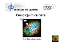 Curso-Quimica Geral - Aula1