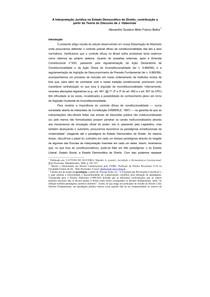 hermeneutica   teoria constitucional