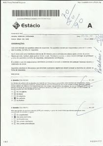 AV2 Ecologia
