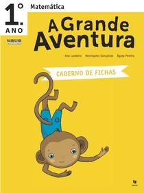 A Grande Aventura - Caderno de Fichas - Matemática - 1º ano
