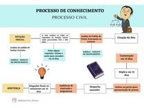 Mapa Mental- Processso de Conhecimento