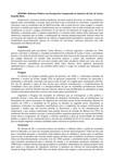 RESUMO: Reforma Política em Perspectiva Comparada na América do Sul, de Carlos Ranulfo Melo.