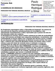 A Guerrilha do Araguaia