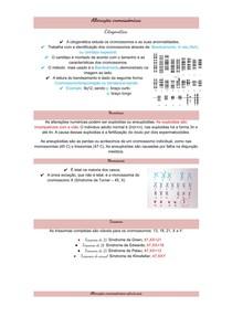 Alterações cromossômicas - citogenetica docx