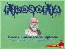 Aula 06 - O processo de produção de textos filosóficos