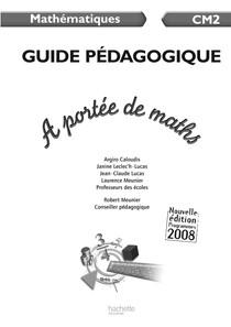 A portee de maths hachette cm2 2008 franc s 32 - A portee de maths cm2 en ligne ...