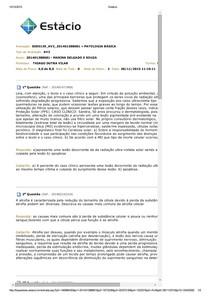AV2 de patologia