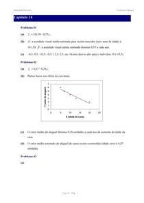 Livro Estatística Básica (Bussab e Morettin) GABARITO - Capítulo 16