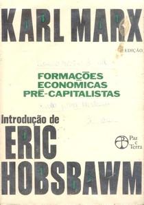 Karl - Marx - Formacoes Economicas - Pre-Capitalistas