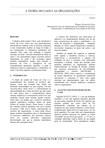 A Teoria do Caos e as Organizações