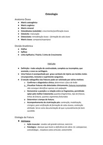 Osteologia Veterinária