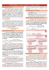 Distensibilidade e função do sistema arterial