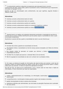 Colaborar - Av - Tecnologias de Informação Aplicadas ao Direito