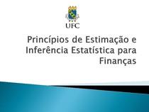Aula 3 - Distribuição de Probabilidades de Estatísticas Amostrais