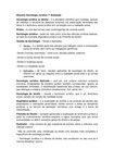Resumo Sociologia Jurídica 1ª Avaliação