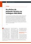 Os Efeitos da Pulsacao Termica na Soldagem MIGMAG