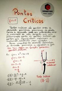 O que são Pontos Críticos? Como encontrar Pontos Críticos?