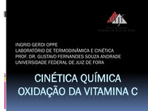 SEMINÁRIO OXIDAÇÃO DA VITAMINA C