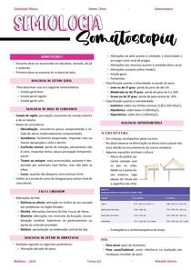 Resumo somatoscopia