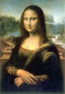 Leonardo Da Vince - Mona Lisa