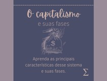 Fases do capitalismo
