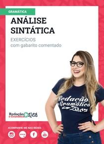 Exercícios de Análise Sintática - Profa Pamba - #ExclusivoPD