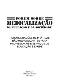 Forúm sobre Medicalização