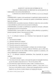 Decreto 10426 91 Multifamiliar