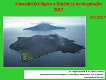 Sucessão Ecológica LCB 0217 2017