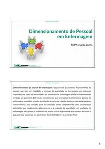 DIMENSIONAMENTO DE PESSOAL NA ENFERMAGEM ATUALIZADO.pdf