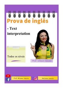 ING - prova - interpretation