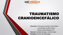 TRAUMATISMO CRANIOENCEFÁLICO