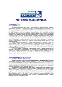 PIF como diagnosticar