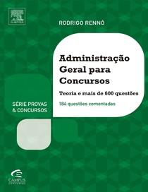 Administração Geral para Concursos - Rodrigo Rennó