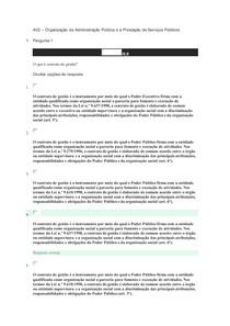 AV2 ORGANIZAÇAO DA ADMINISTRAÇAO PUBLICA