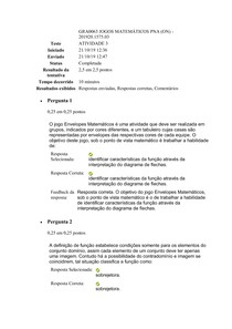 JOGOS MATEMÁTICOS ATIVIDADE 3