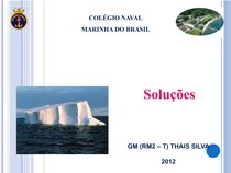 AULA   SOLUÇÕES   MAIO 2012